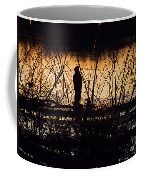 New Coffee Mug featuring the photograph A New Day by Robyn King