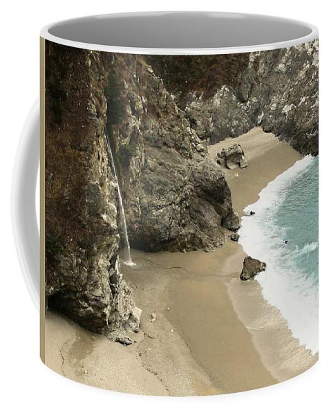 A Secret Place Coffee Mug featuring the photograph A Secret Place by Ellen Henneke