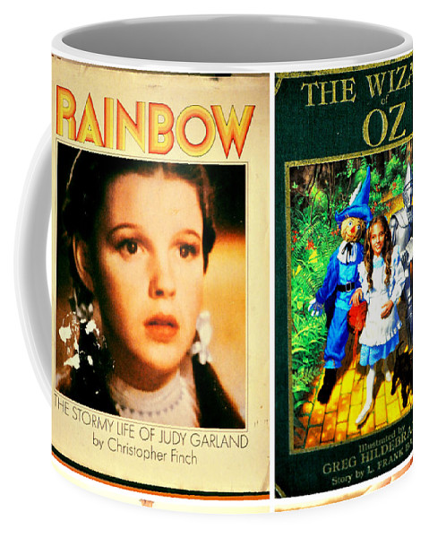 Wonderful Wizard Coffee Mug featuring the photograph A Tribute To The Oz by Jay Milo
