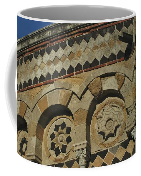 Architecture Coffee Mug featuring the photograph A Walk In Messina by Joseph Yarbrough