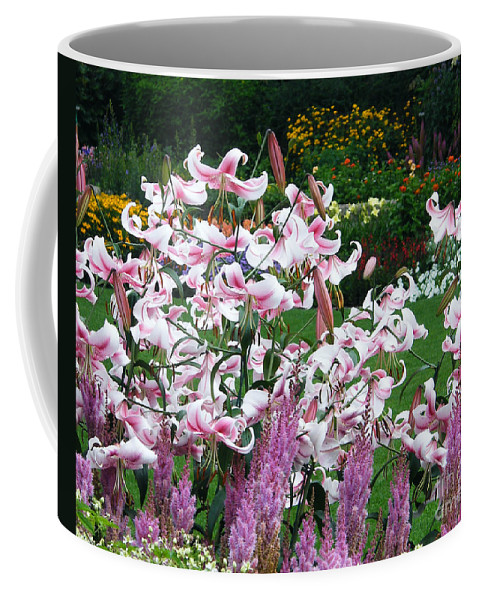 Garden Coffee Mug featuring the photograph Abby Aldrich Rockefeller by Lizi Beard-Ward