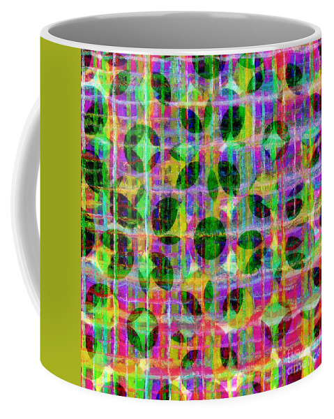 Lines Coffee Mug featuring the photograph Abstract Lines 17 by Edward Fielding