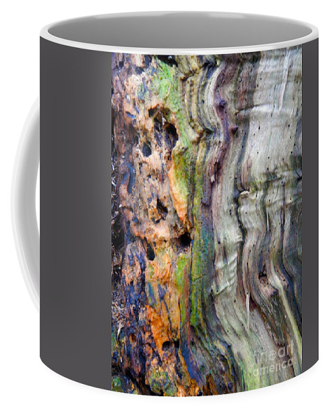 Abstract Coffee Mug featuring the photograph Abstract by Loreta Mickiene