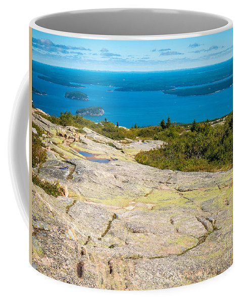 Maine Coffee Mug featuring the photograph Acadia Views by DAC Photography