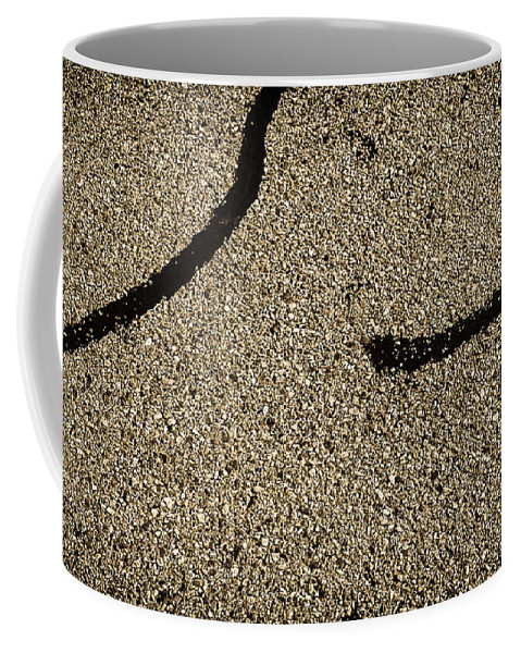 Natural Theme Coffee Mug featuring the photograph Affection by Fei A