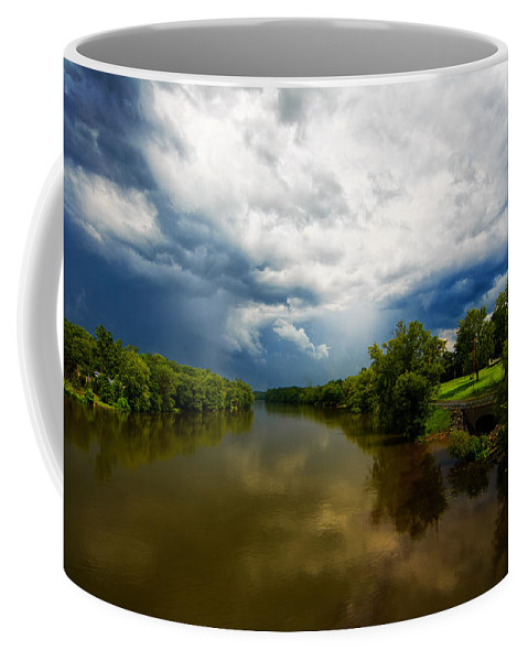 Storm Coffee Mug featuring the photograph After The Storm by Everet Regal