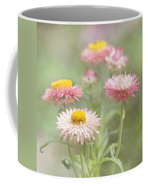 Flower Coffee Mug featuring the photograph Afternoon Delight by Kim Hojnacki