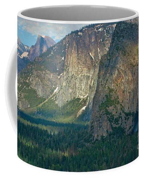 Yosemite Coffee Mug featuring the photograph Afternoon In Yosemite by Sandra Bronstein