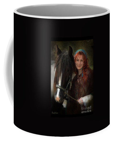 Fortune Coffee Mug featuring the photograph Agents Of Fortune by Fran J Scott