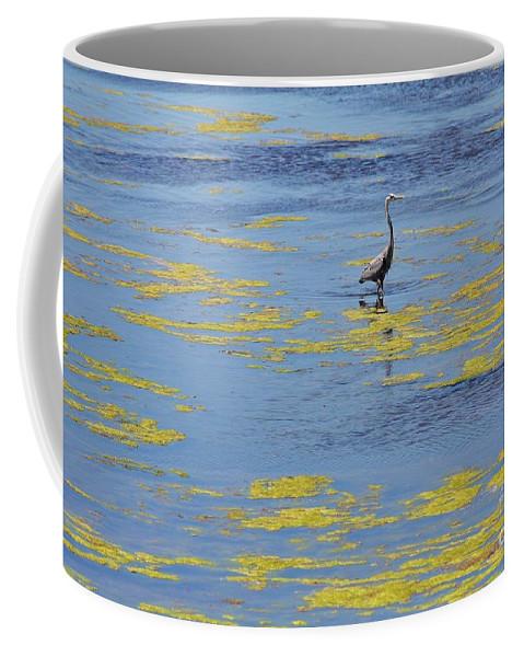 Island Coffee Mug featuring the photograph Alone by Chuck Hicks