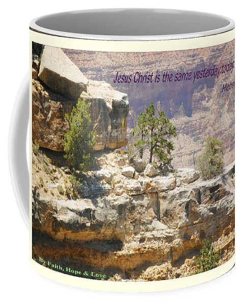 God Coffee Mug featuring the photograph Always The Same by Leticia Latocki