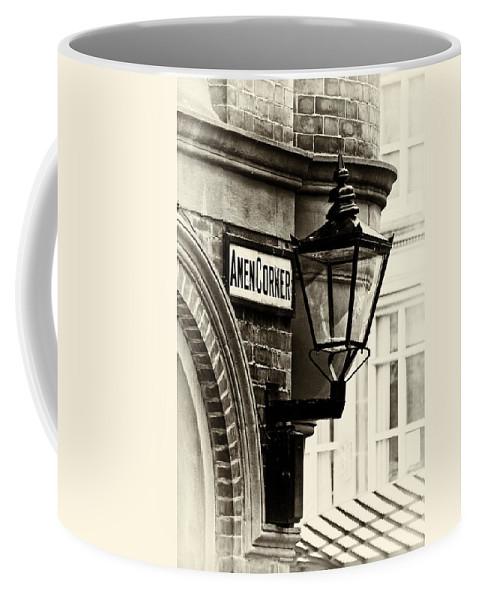 Amen Corner Coffee Mug featuring the photograph Amen Corner by David Pringle