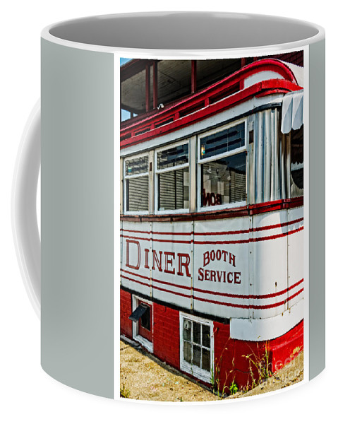 Americana Classic Dinner Booth Service Coffee Mug