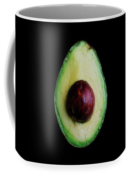 An Avocado Coffee Mug
