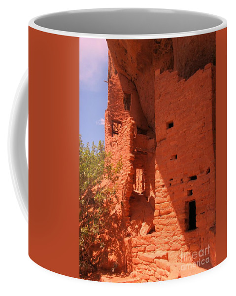 Ancient Architecture Coffee Mug featuring the photograph Ancient Architecture by John Malone