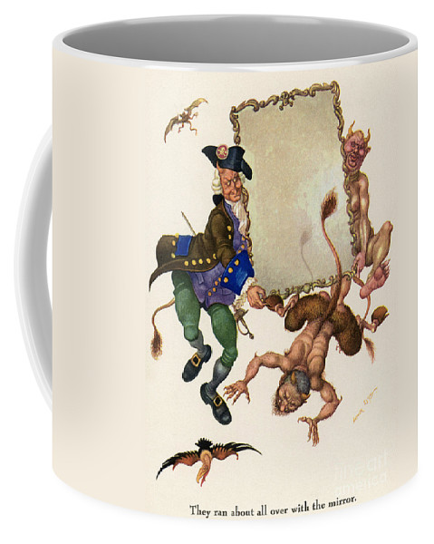 19th Century Coffee Mug featuring the photograph Andersen: Snow Queen by Granger