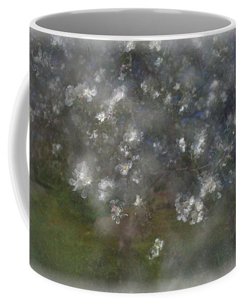 Appel Coffee Mug featuring the photograph Appelblossoms by Ludwig Riml