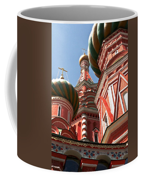 Architecture Coffee Mug featuring the photograph Architecture Abstract by Svetlana Sewell