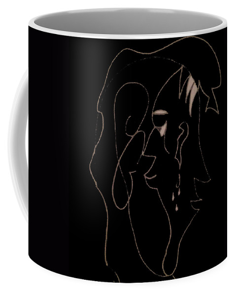 Artist Coffee Mug featuring the photograph Art In Mind by The Artist Project