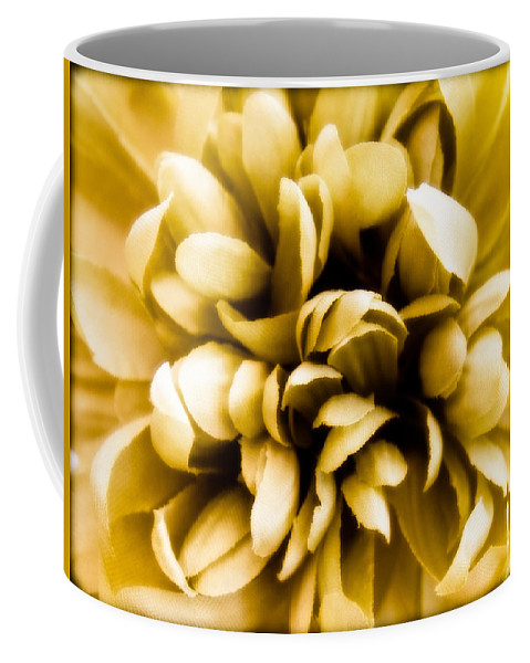 Artificial Coffee Mug featuring the photograph Artificial Flower by Mark Llewellyn