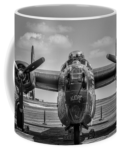 Liberator Coffee Mug featuring the photograph Audre by Nathan Gingles