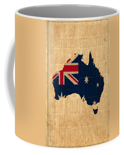 Australia Coffee Mug featuring the photograph Australia by Andrew Fare