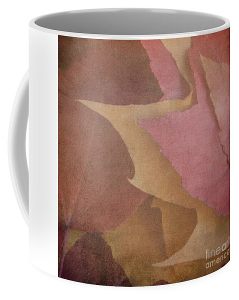 Autumn Coffee Mug featuring the photograph Autumn Preserved by Arlene Carmel