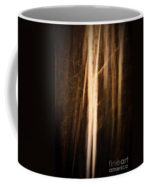 Art Coffee Mug featuring the photograph Autumn's Promise 11 by Joe Mamer