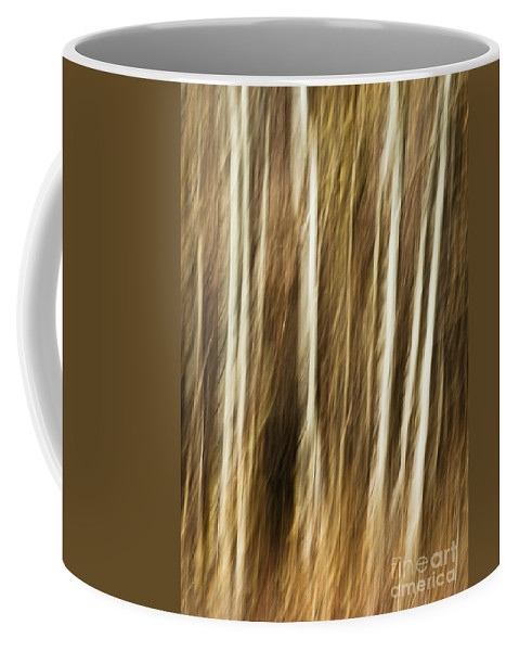 Art Coffee Mug featuring the photograph Autumn's Promise 4 by Joe Mamer