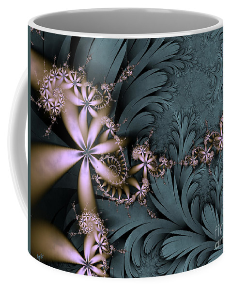 Awake The Day Coffee Mug featuring the digital art Awake The Day by Kimberly Hansen