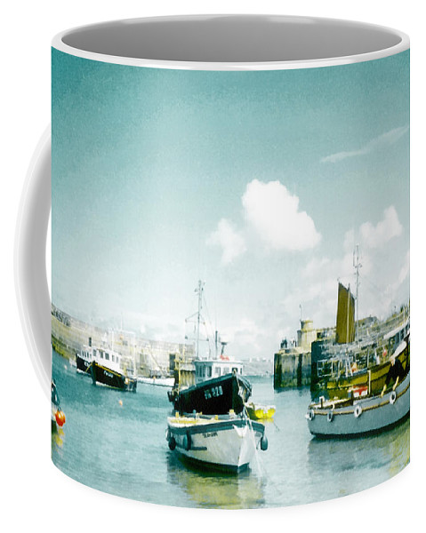 August Coffee Mug featuring the photograph Back In The Olden Days by Steve Taylor