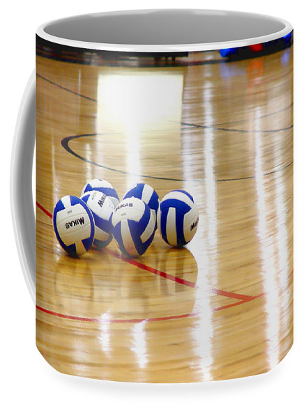 Texas Coffee Mug featuring the photograph Ball Gang by Erich Grant