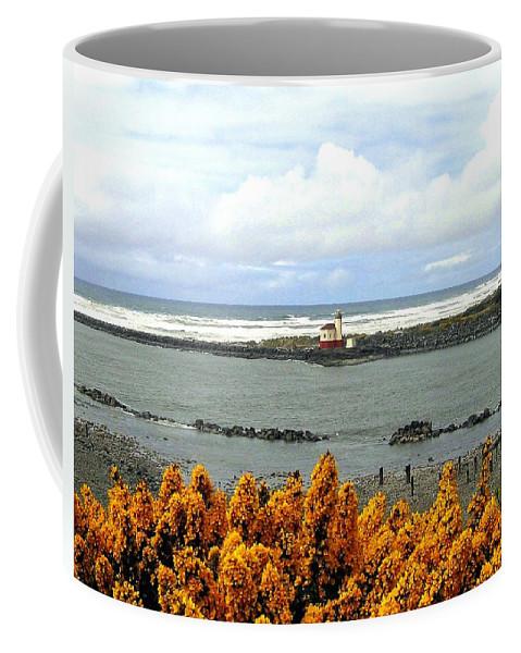 Bandon Coffee Mug featuring the photograph Bandon 96 by Will Borden