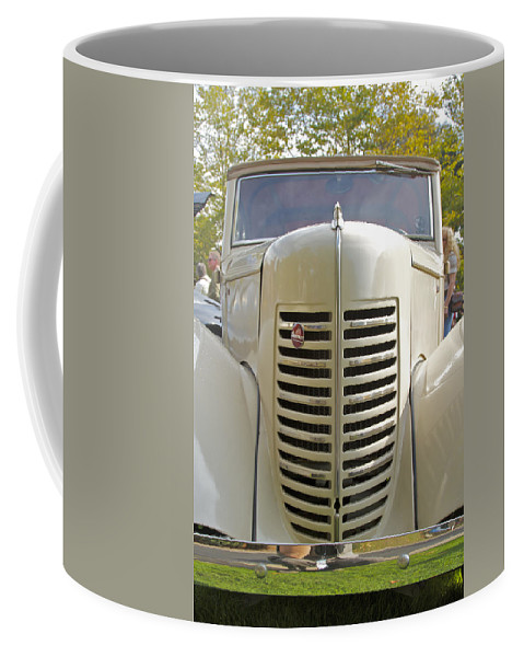 Antique Coffee Mug featuring the photograph Bantram by Jack R Perry