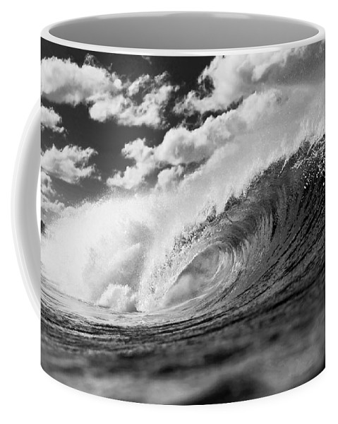 Ocean Energy Coffee Mug featuring the photograph Barrel Clouds by Sean Davey