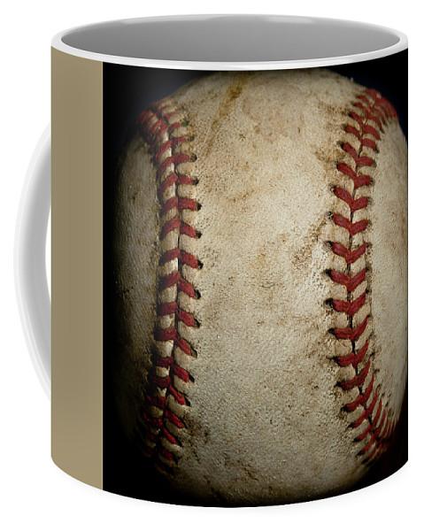 Baseball Seams Coffee Mug For Sale By David Patterson
