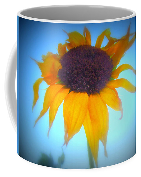Black Eyed Susan Coffee Mug featuring the photograph Be Light by Jewell McChesney