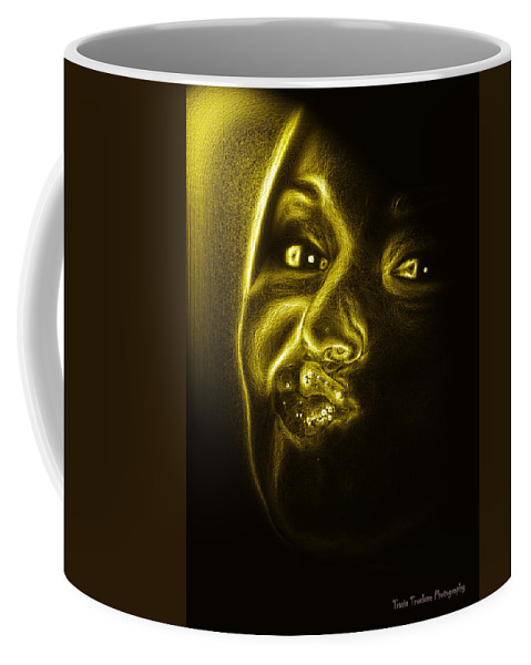 Beautiful Coffee Mug featuring the photograph Beautiful Woman by Travis Truelove