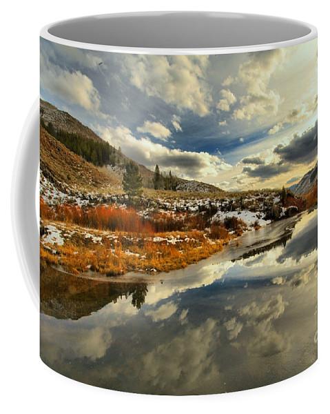 Salt River Pass Coffee Mug featuring the photograph Beauty In Bridger by Adam Jewell