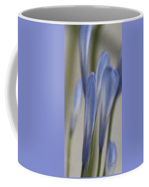 African Lily Coffee Mug featuring the photograph Before - Lily Of The Nile by Ben and Raisa Gertsberg