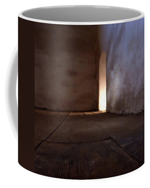 Morocco Coffee Mug featuring the photograph Believe by A Rey