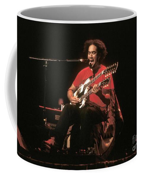 Singer Coffee Mug featuring the photograph Ben Harper by Concert Photos