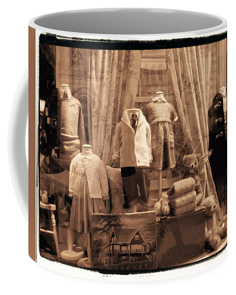 New York Coffee Mug featuring the photograph Bless The Children by Donna Blackhall