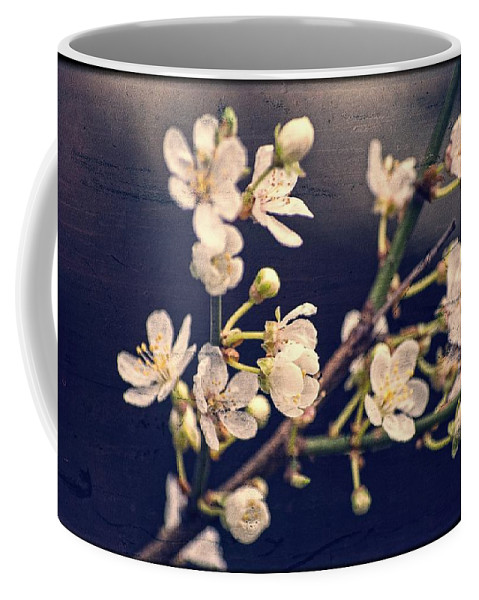 Blossom Coffee Mug featuring the photograph Blossom by Spikey Mouse Photography