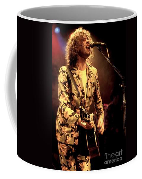 Rock Coffee Mug featuring the photograph Bob Geldof by Concert Photos