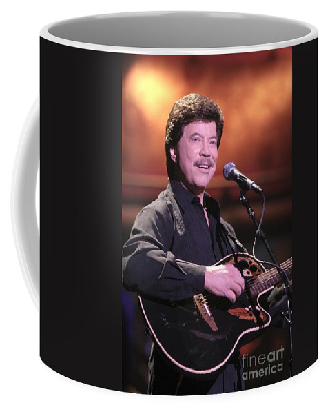 Country Coffee Mug featuring the photograph Bobby Goldsboro by Concert Photos
