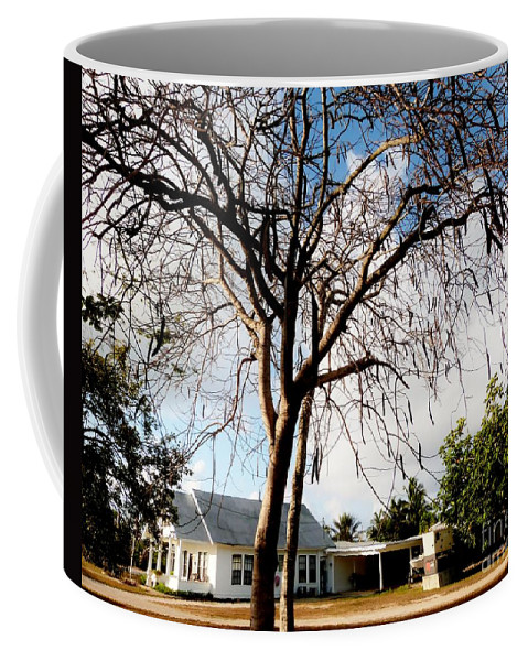Bodden House Coffee Mug featuring the photograph Bodden House 2 by Amar Sheow