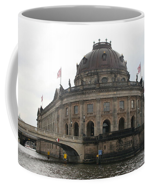 Museum Coffee Mug featuring the photograph Bode Museum - Berlin - Germany by Christiane Schulze Art And Photography