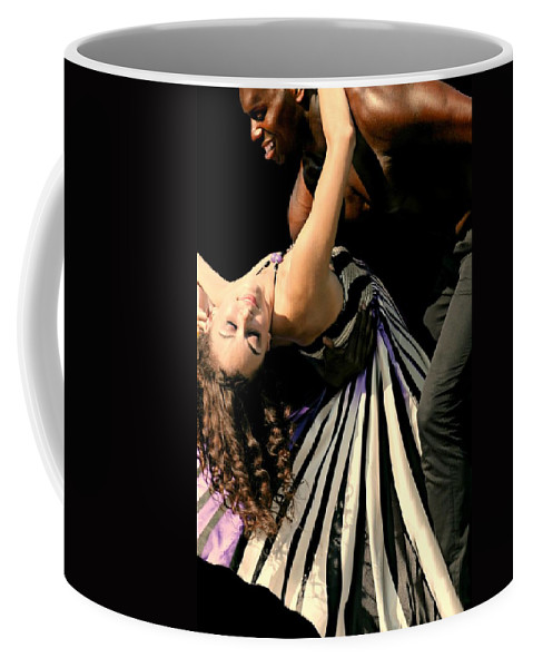 Dance Coffee Mug featuring the photograph Bollywood Passion by Diana Angstadt