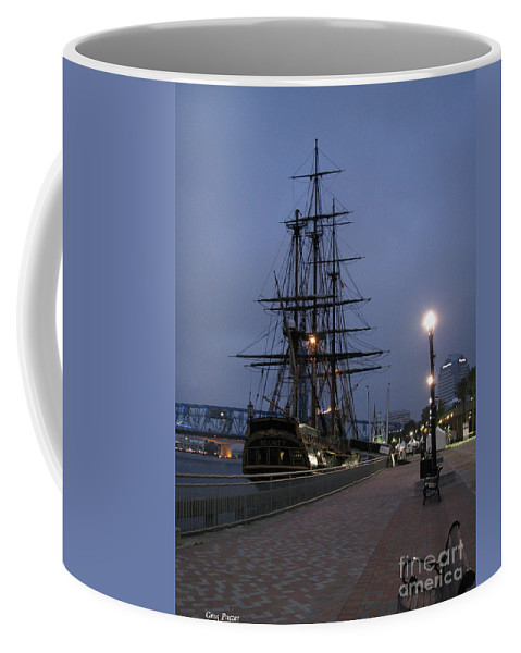 Patzer Coffee Mug featuring the photograph Bounty by Greg Patzer